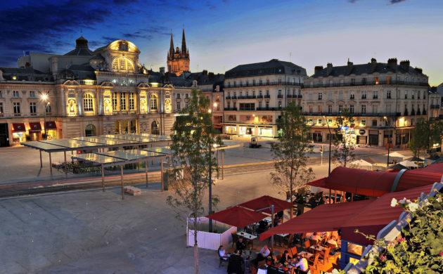 Hôtel à Angers